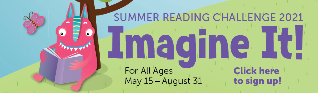 Sign up for Summer Reading